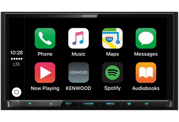 Kenwood - DMX7018 DABS with Android auto and Apple Carplay