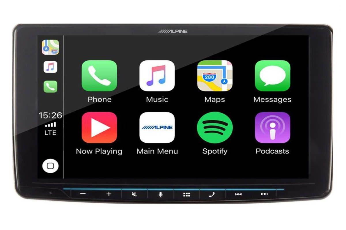 Alpine ILX F903D – Halo 9 Apple Car Play