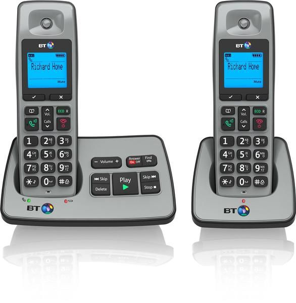 BT 2500 TWIN HOME PHONE