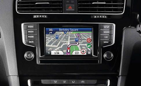 KENWOOD VW Navigation Upgrade