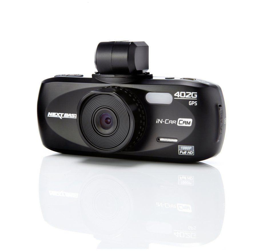 NextBase 402G - 1080P HD Dash Cam