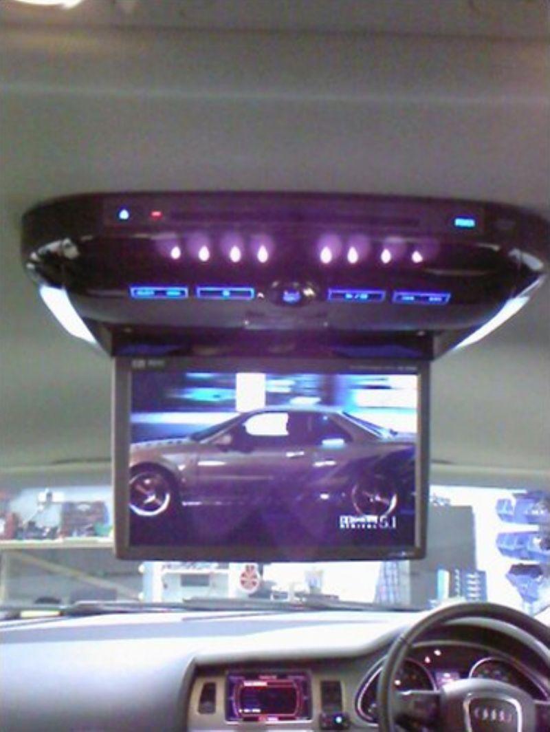 Audi_Q7_Alpine_Flip_Down_DVD_Player