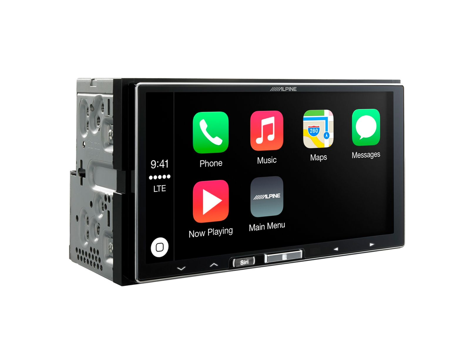 Alpine iLX-702D - Bluetooth & Apple Carplay