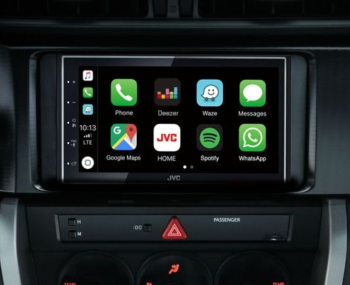 jvc_kw_bluetooth_carplay_apple_stereo