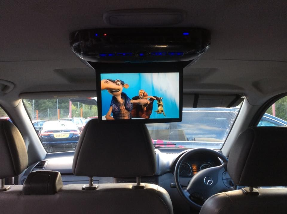 Turn your car into a moving Cinema