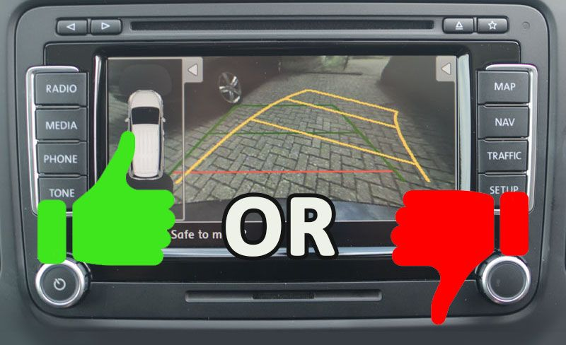 Is a Reversing Camera actually useful?