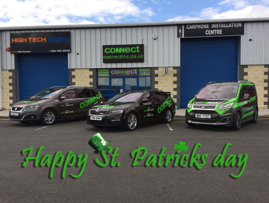 We're Closed | St Patrick's Holidays